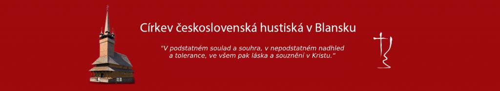 Církev československá husitská v Blansku